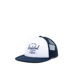 Herschel Supply Co Whaler Cap Mesh Soft Brim Youth