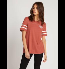 Volcom, Womens, Streakin Stone SS T-Shirt