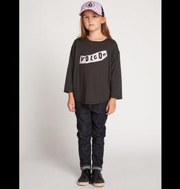 Volcom, Youth Girls Team Volcom Long Sleeve T-Shirt