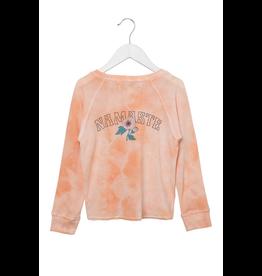 Spiritual Gangster Spiritual Gangster, Girls, Namaste Flower Sweatshirt