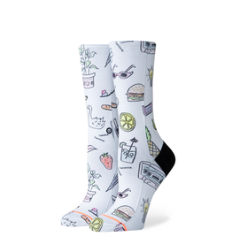 Stance Stance, Womens Shopping List Sock