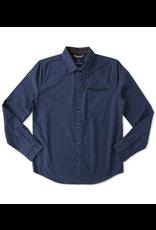 Roark Roark, Long Beach Long Sleeve Woven Shirt