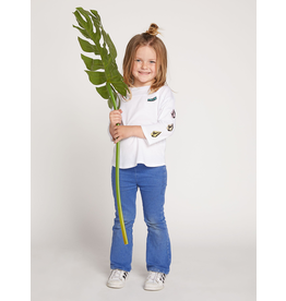 Volcom, Little Girls, Team Volcom Long Sleeve T-Shirt