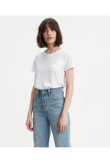 Levis Womens Perfect Pocket crew T-Shirt 18672-0037