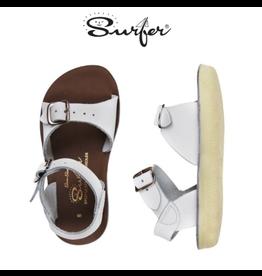 Saltwater Salt Water Sandals, Surfer Youth