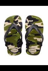 Havaianas Baby/Toddler Top Sandal Camo