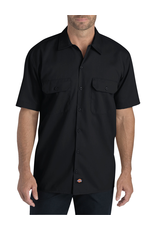 Dickies Short Sleeve Snap Twill Work Shirt