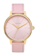 Nixon, Kensington Leather Watch