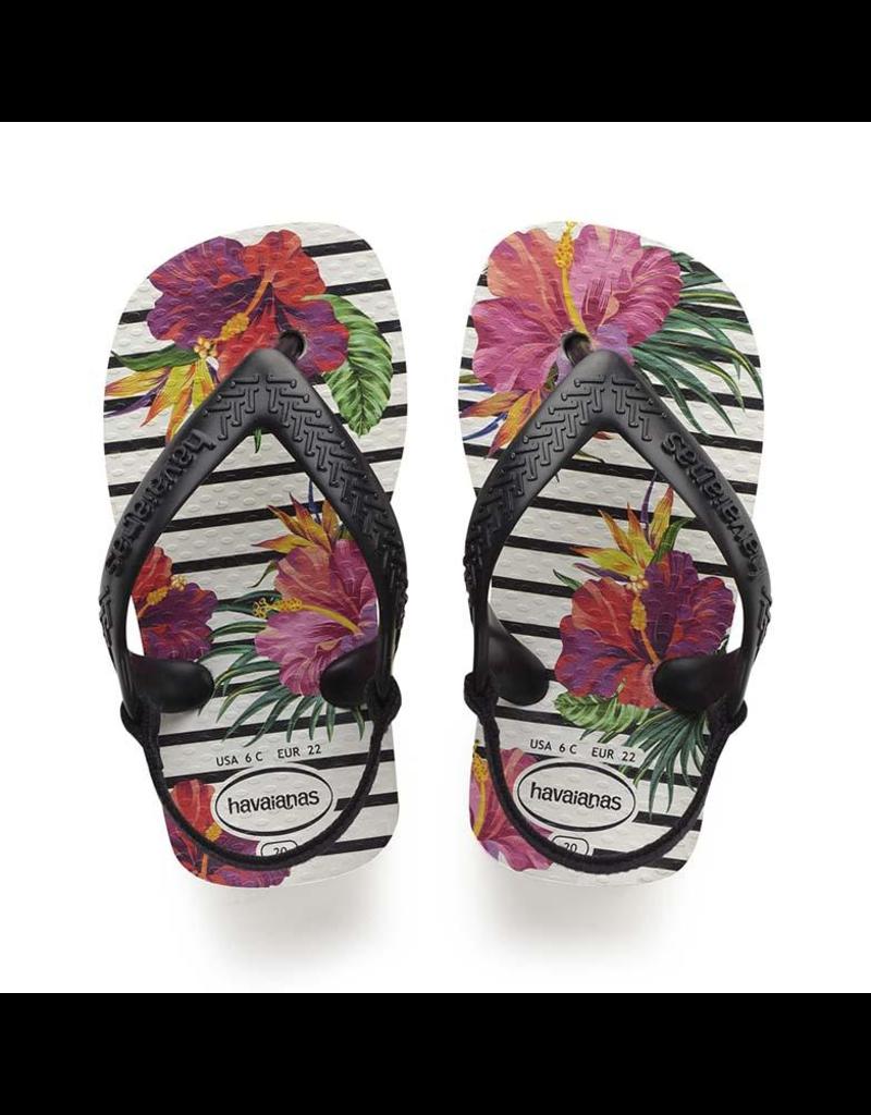 Havaianas Baby/Toddler Chic Sandal Flip Flop