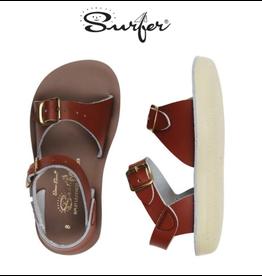 Saltwater Salt Water Sandals, Surfer Child