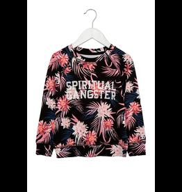 Spiritual Gangster Spiritual Gangster, Kids, Tropics Sweatshirt