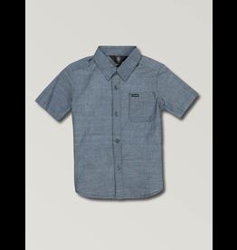 Little Boys Mark Mix S/S Button Up Shirt