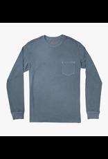 Polar Skate Co RVCA, PTC Pigment Long Sleeve Tee