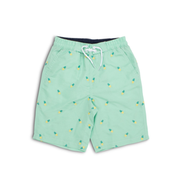 Shade Critters Shade Critters, Youth Pineapple Swim Shorts