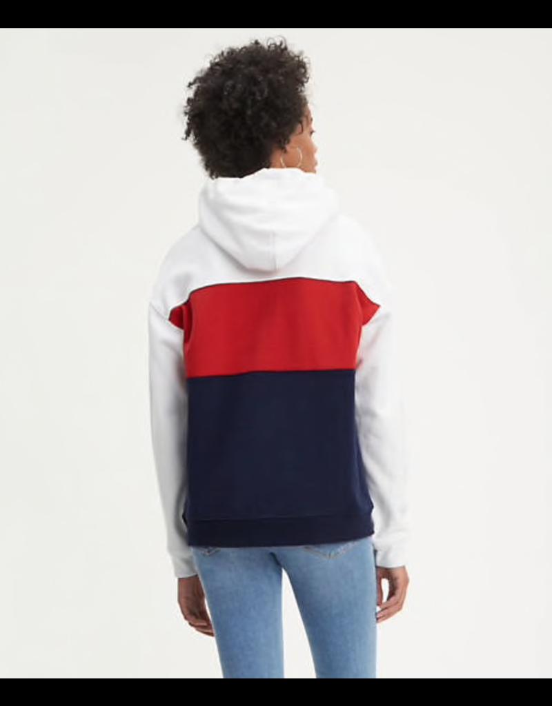 Levis Womens Colorblock Sportswear Hoodie 74315-0001