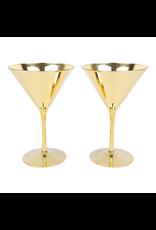 Sunny Life Sunnylife, Martini Glasses
