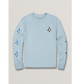 VOLCOM Youth Boys Deadly Stones L/S Tee