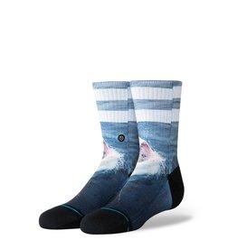 Stance Shark Bait Kids Crew Sock