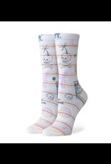 Stance Hippie Moshpit Womens Light Sock