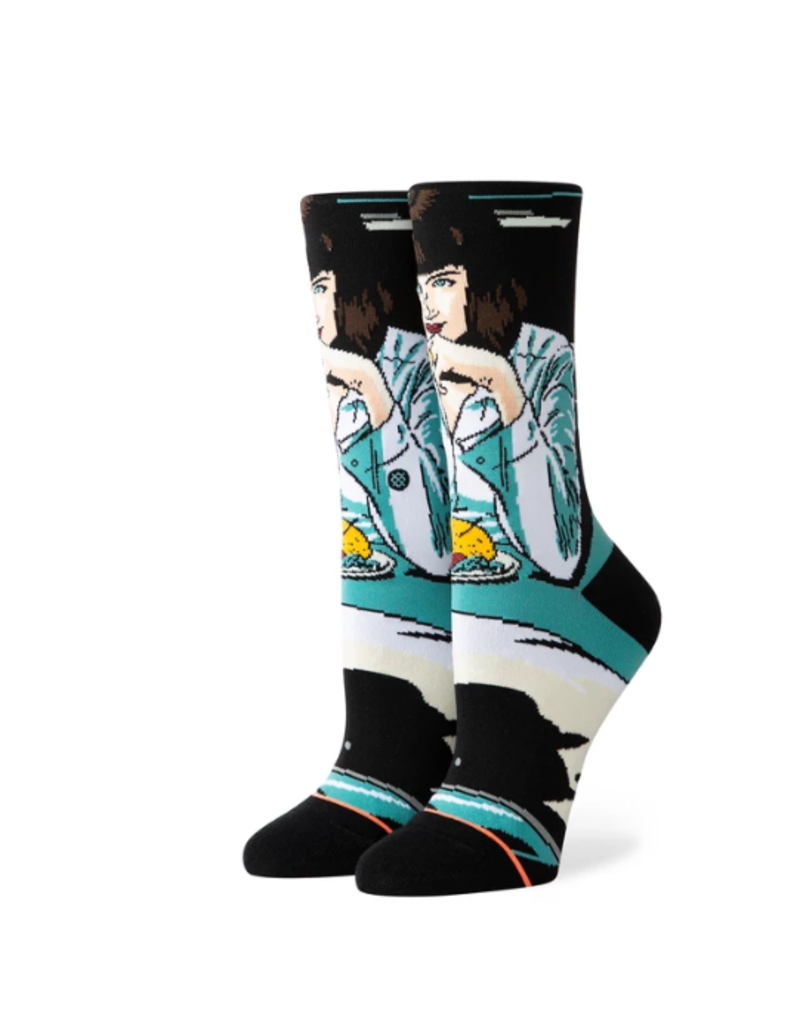 Stance Mia Booth Womens Light Sock