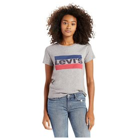 Levis Womens Perfect Tee Sportswear logo 17369-0297
