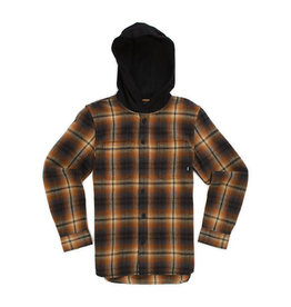 Vans Lopes Boys Long Sleeve Hooded Shirt