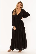 Amuse Society Fresca Long Sleeve Maxi Dress