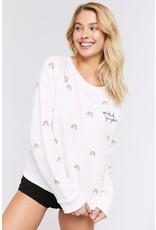 Spiritual Gangster Gemma Long Sweatshirt