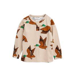 MiniRodini Mini Rodini, Wild Ducks Grandpa Shirt