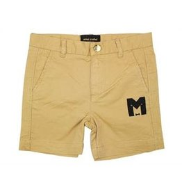 MiniRodini Mini Rodini, Solid Chino Shorts
