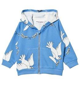 MiniRodini Mini Rodini, Peace Zip Hood
