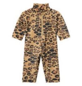 MiniRodini Mini Rodini, Leopard Uv Il Suit