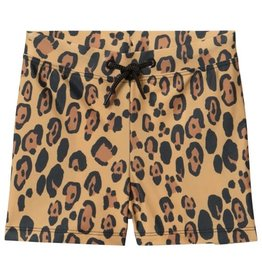 MiniRodini Mini Rodini, Leopard Swimpants