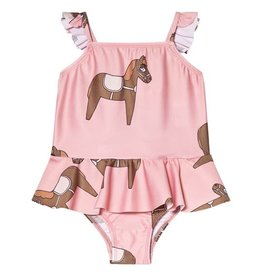 MiniRodini Mini Rodini, Horse Skirt Swimsuit
