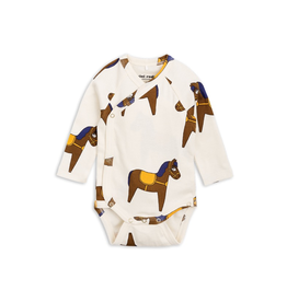 MiniRodini Mini Rodini, Horse  Wrap Body