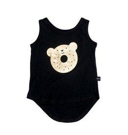 HuxBaby Huxbaby, Dough Bear Singlet