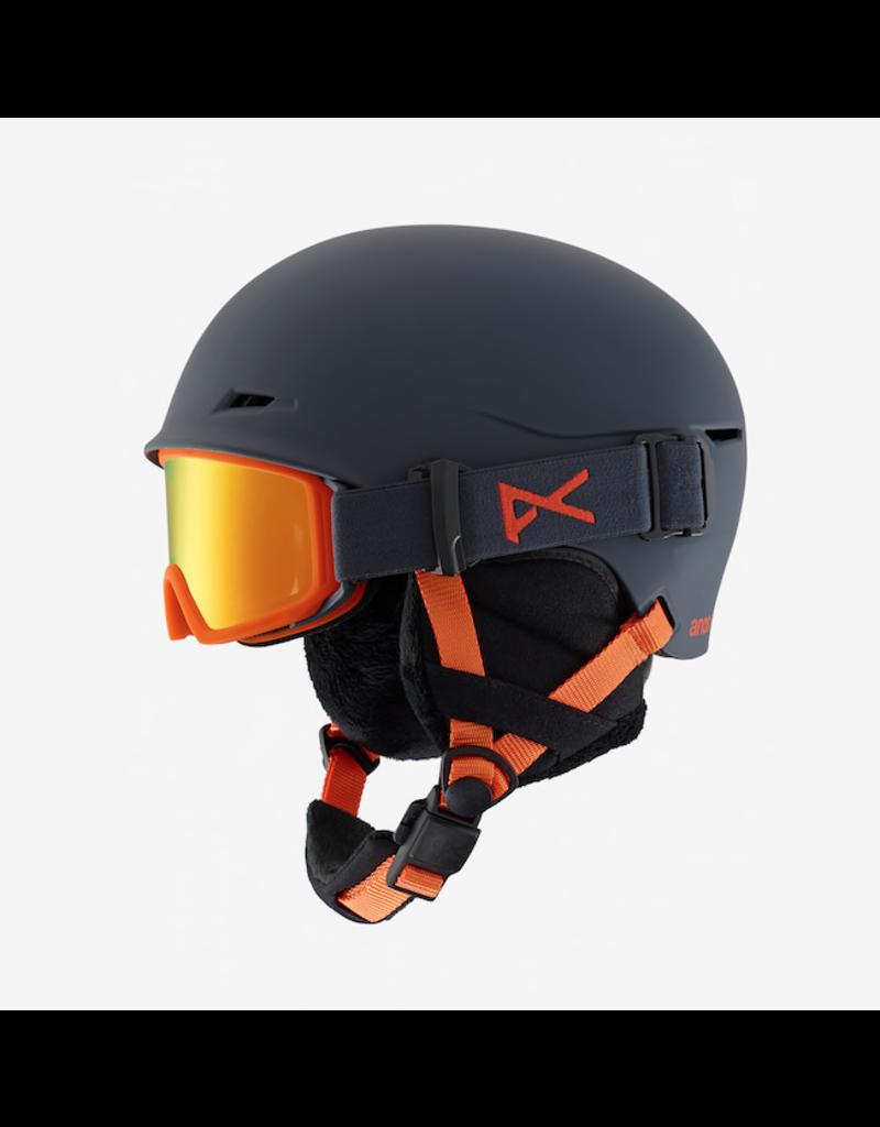 Anon, Kids Define Snow Helmet and Goggles