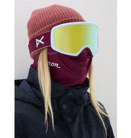 Anon, Womens Deringer Goggle + MFI Face Mask