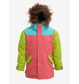 BURTON Girls Toddler Aubrey Jacket