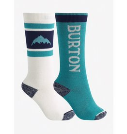 BURTON Kids Weekend Midweight 2 Pack Sock