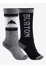 BURTON Kids Weekend Midweight 2 Pack Sock