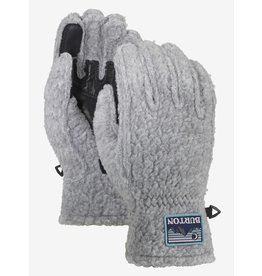 BURTON Womens Stovepipe sherpa Fleece Glove