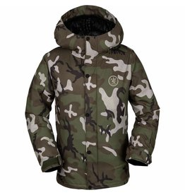VOLCOM Big Boys Ripley Insulated Jacket