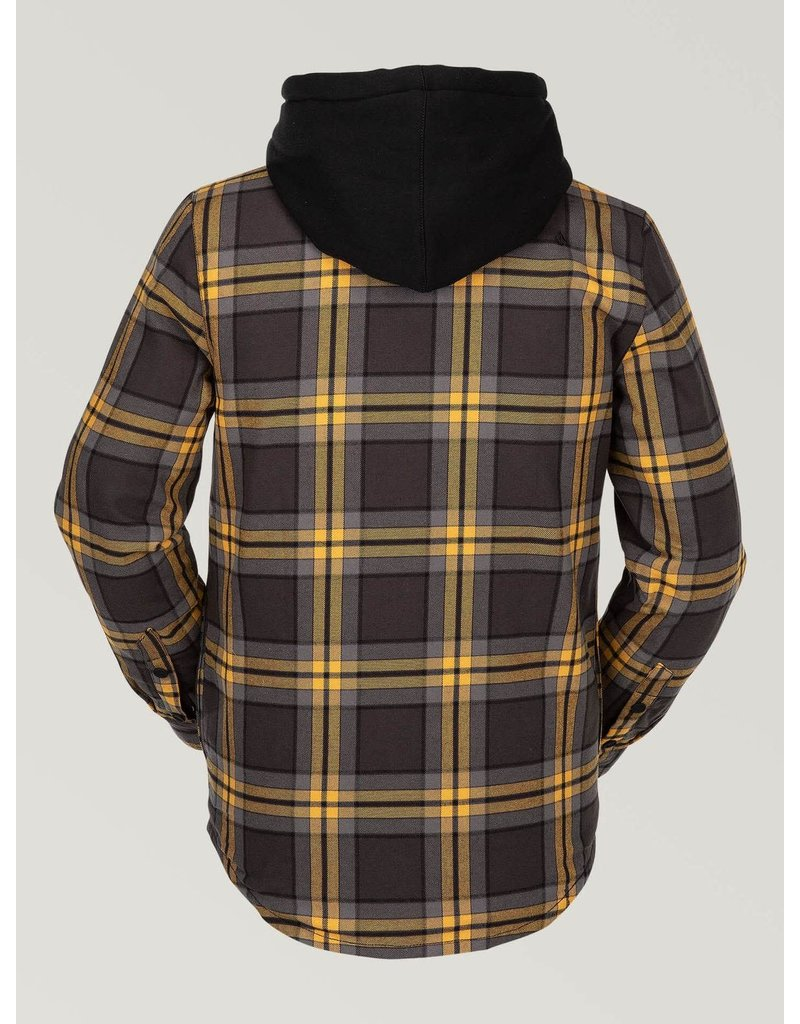 VOLCOM Mens Field Insulated Flannel