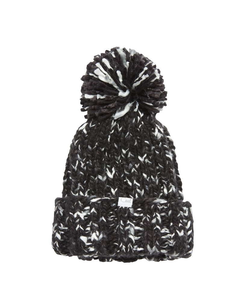 Coal The Opal Space Dye Chunky Pom Beanie