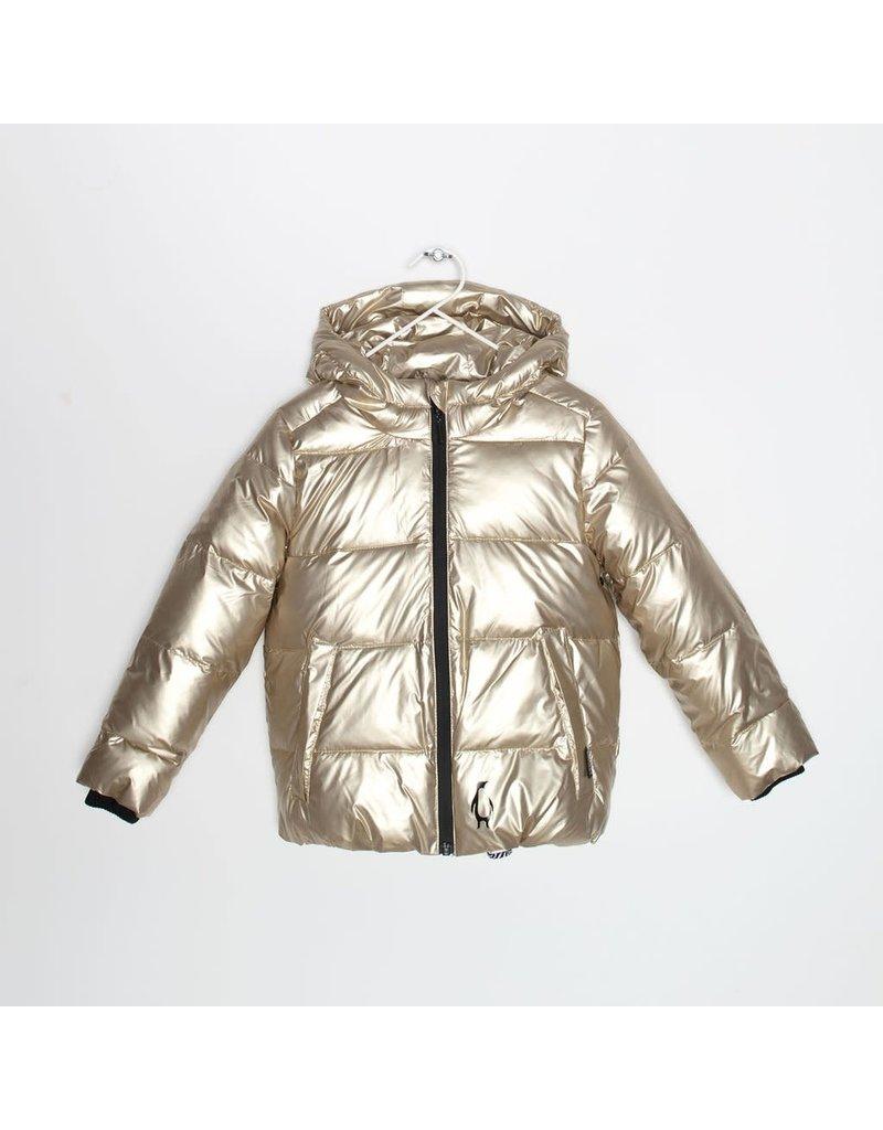 Gosoaky Black Sheep Puffer Jacket