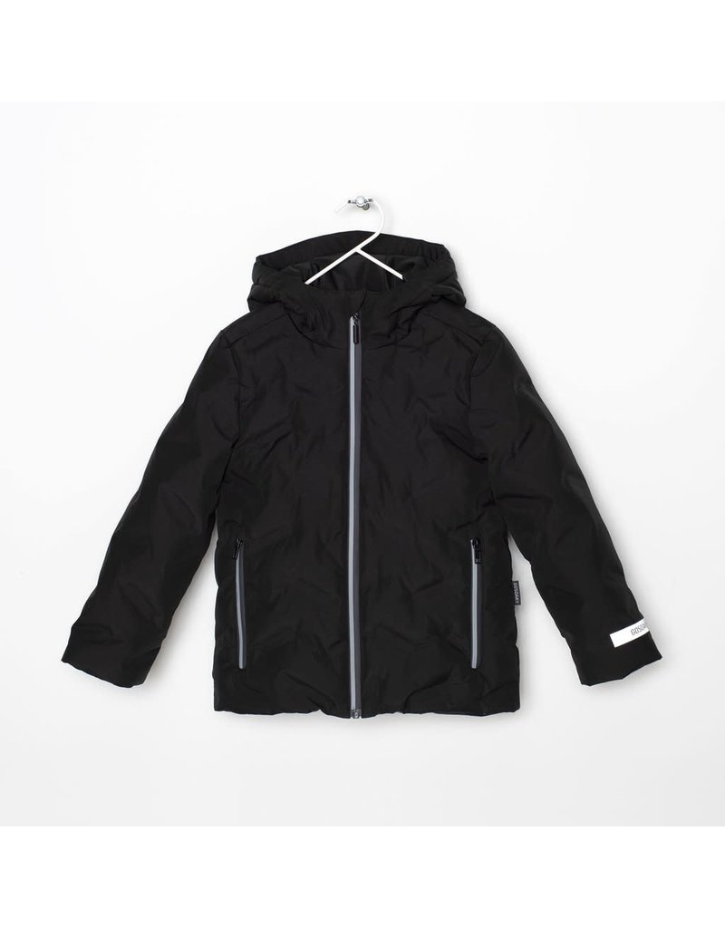 Gosoaky Black Bird Padded Jacket