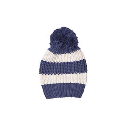 HuxBaby Stripe Chunky Knit Beanie