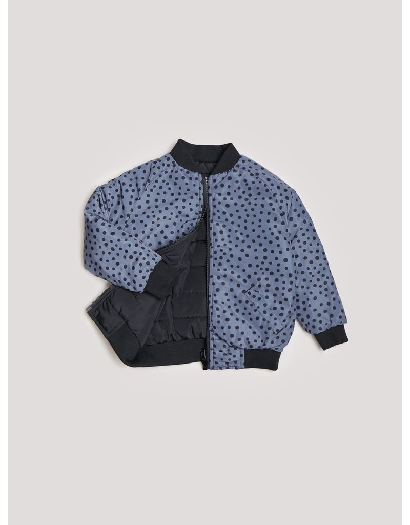 HuxBaby Freckle Reversible Bomber