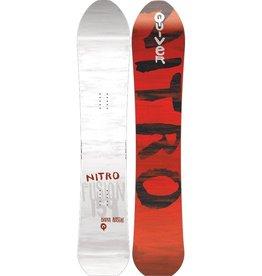 Nitro 2020 Fusion Snowboard White 154